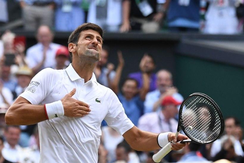 Imelise finaali võitnud Djokovic: mentaalselt oli see karjääri raskeim matš, selliste lahingute pärast elataksegi