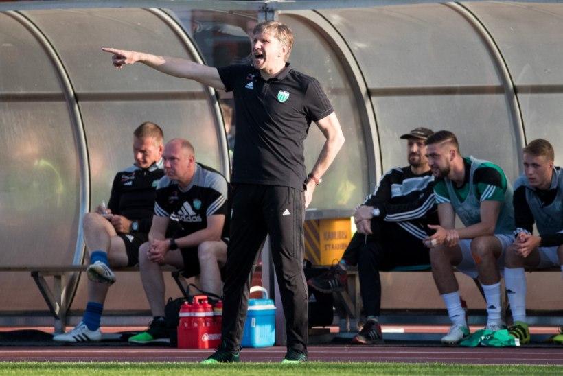 HUVITAV: selgusid Eesti jalgpallikoondise uued abitreenerid, Poom jätkab!