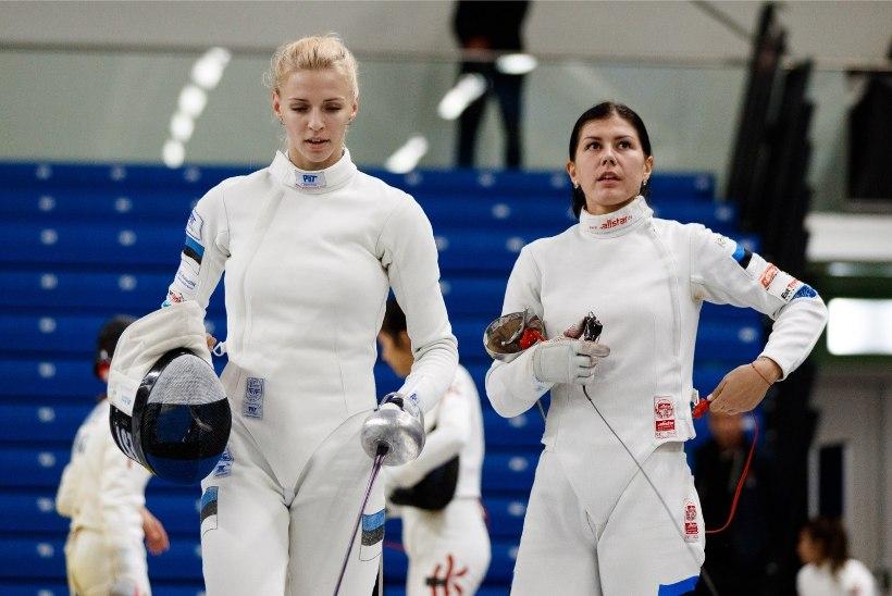 Eesti naisvehklejad tegid MMi kvalifikatsioonis meestest selgelt parema tulemuse