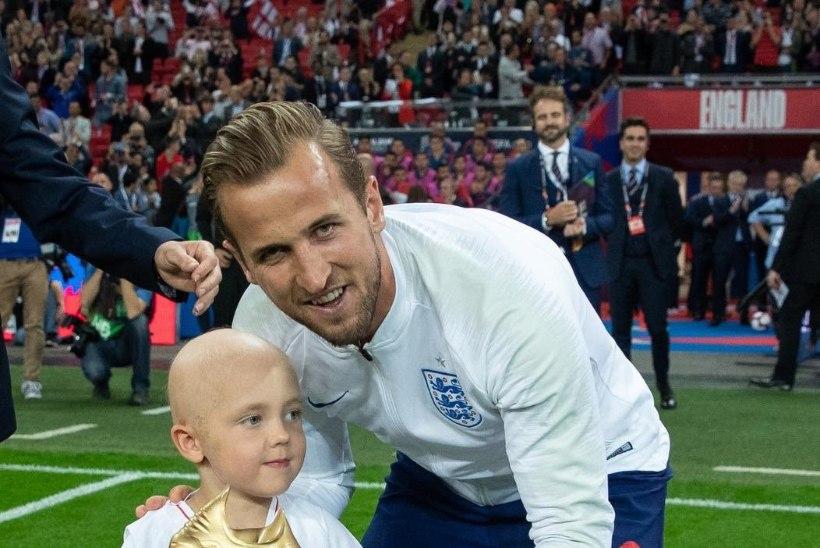 KURB: ajuvähiga võidelnud Inglismaa jalgpallikoondise maskott suri vaid kuueaastaselt