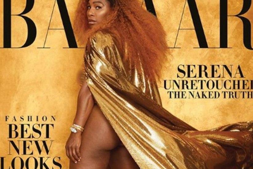 """Serena Williams julgest pepupildist: """"Minu kehakuju on häbistatud!"""""""