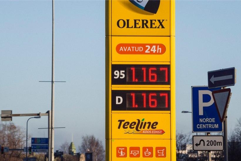 RIA tunnistab Olerexi andmelekke avalikustamisel tehtud vigu, kütusefirma sõnul polnud tundlik info haavatav