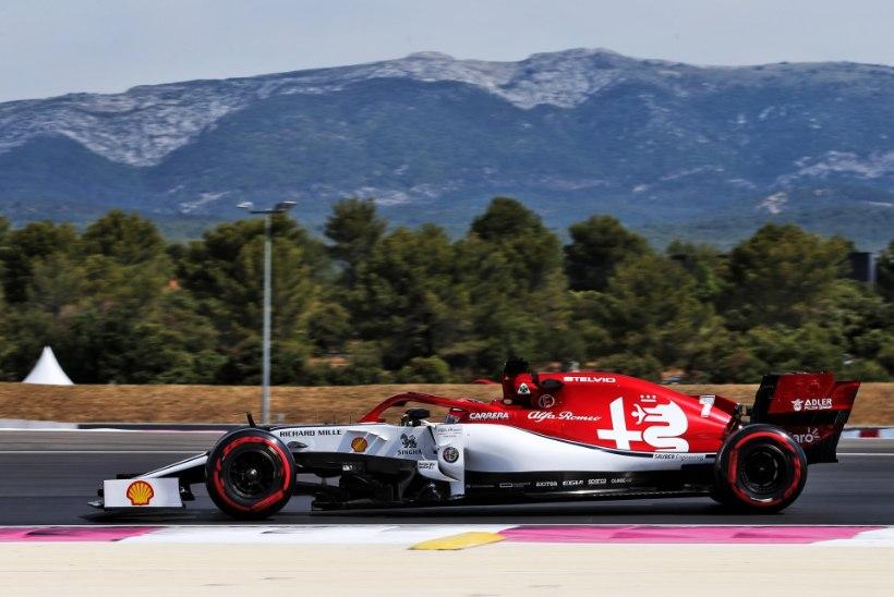 """Räikkönen võitis """"vaid"""" ühe MM-tiitli, sest ta on laisk?"""