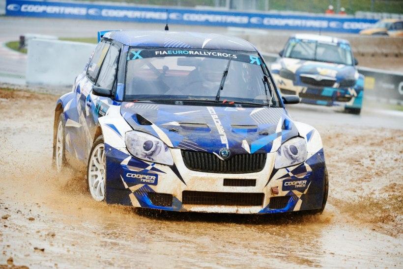 Eesti parim rallikrossisõitja Janno Ligur – raha napib, nupp nokib