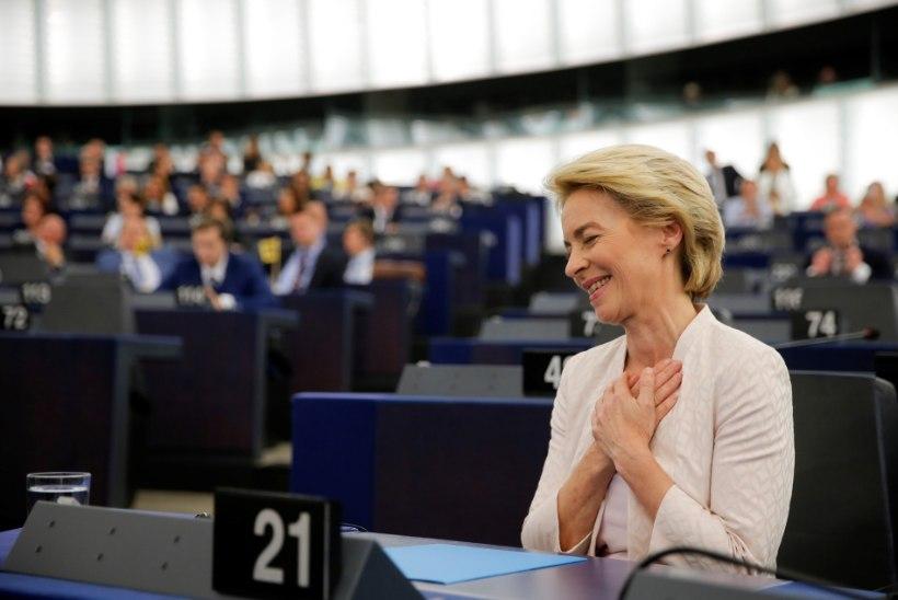 TEHTUD! Ursula von der Leyen valiti Euroopa Komisjoni presidendiks