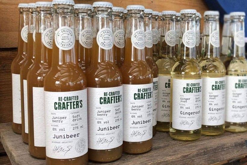 Liviko kasutab uue alkovaba joogi vamistamiseks juba destilleeritud kadakamarju ja ingverijuuri