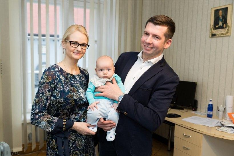Martin Repinski nõuab naiselt kohtu kaudu lahutust! Siret Kotka-Repinski: mul pole midagi kommenteerida
