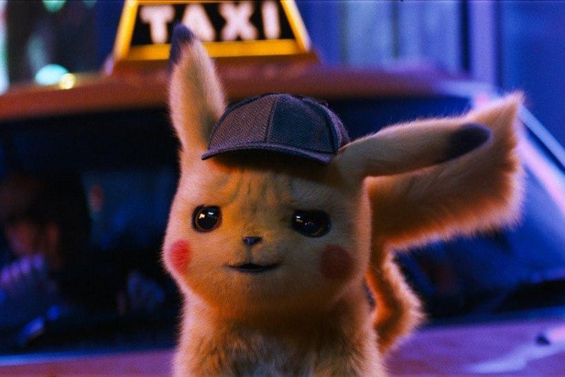 """PIIKS-PIIKS JA RAHA TULEB: """"Detektiiv Pikachu"""" jäi napilt ilma tulutoovaima videomängufilmi tiitlist"""