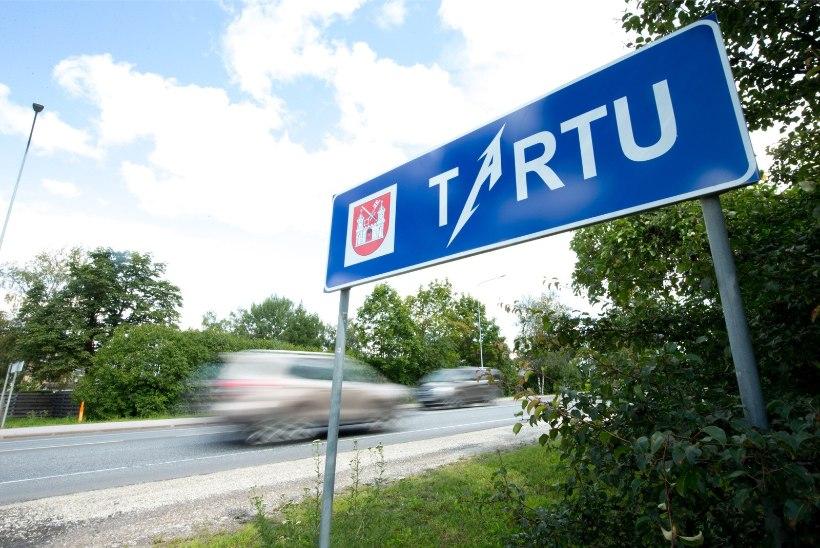 FOTOD | Tartu linnamärgid on inspireeritud homsest Metallica kontserdist