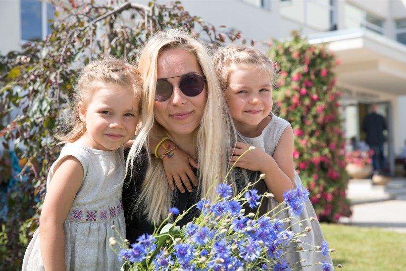 KLÕPS | Lenna jagas oma tütardest imearmsat pilti!