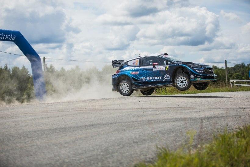Rally Estonial saadud vigastus jätab Tänaku konkurendi Soome MM-etapilt eemale