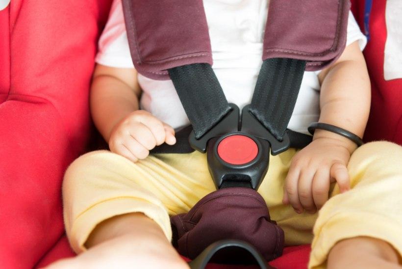 ŠOKIVANGISTUS: purjuspäi väikelapsi ja imikut sõidutanud mees saadeti otse trellide taha