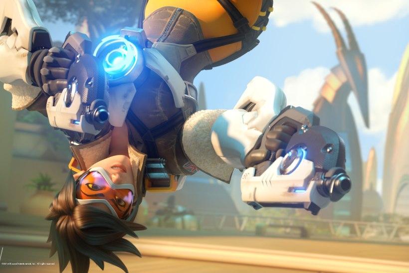 """UKS NINA EEST KINNI! Blizzard hakkab """"Overwatchi"""" pettureid karmi käega mängust välja viskama"""