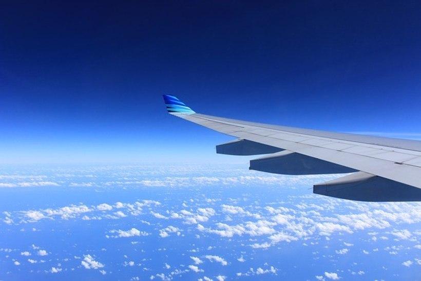 Just sel põhjusel soovitab üks lennufirma vähem lennata