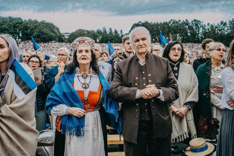 Hillar Kohv küsis, Ingrid Rüütel vastas: kas laulupidu sureb tõesti välja