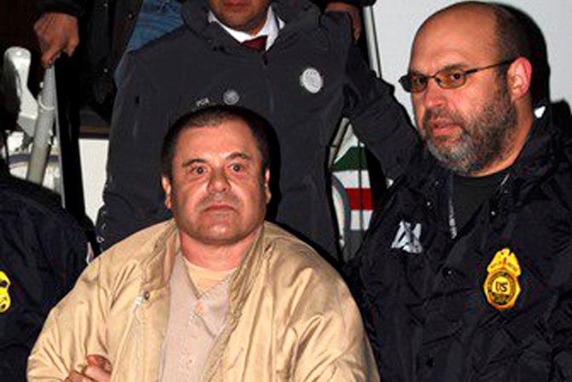 ELUKS AJAKS: kurikuulus El Chapo sai karistuse kätte ning polnud sellega mõistagi rahul