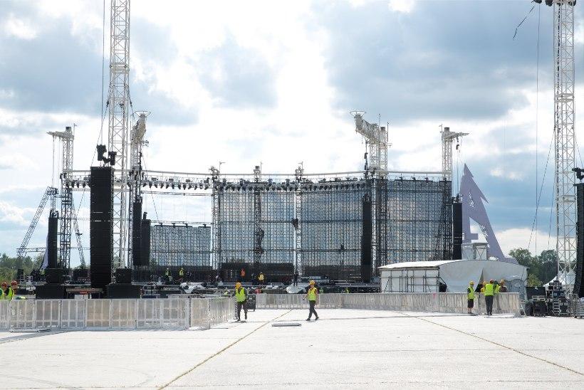 MÄLUMÄNG | Metallica täna Tartus!