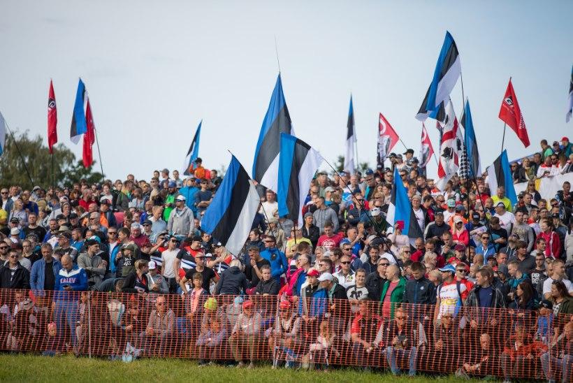 """Rally Estonia ebaviisakad pealtvaatajad: """"Käi v***u. Olen raha maksnud, ma ei taha kuskilt põllu pealt vaadata!"""""""