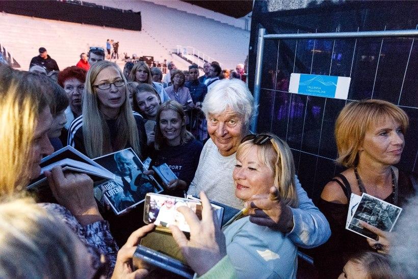 GALERII | Ivo Linna tähistas 70. sünnipäeva kontserdiga Tallinnas