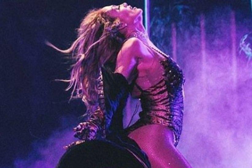 VIDEO | Jennifer Lopez teeb uues filmis stripparina postitantsu
