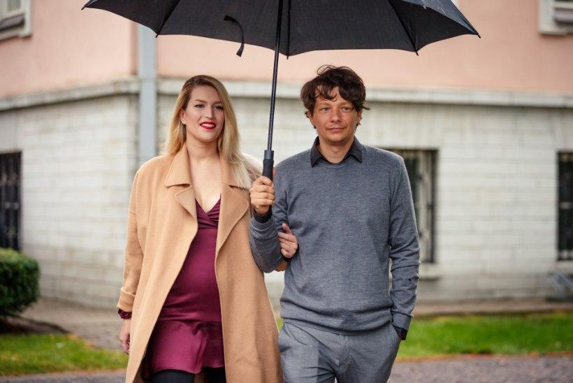 KAUNIS KLÕPS | Palju õnne! Stig ja Karina Rästa tähistasid pulma-aastapäeva