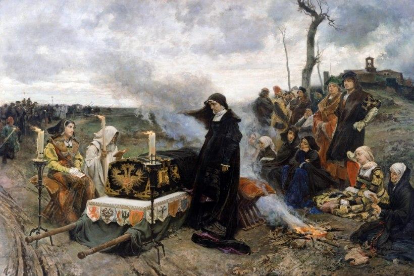 Võikad võimumängud ja kurnav leinateekond: armastus tegi kuninganna Juanast nõdrameelse