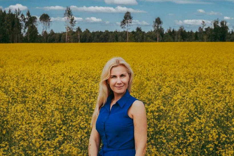 Poliitik Kadri Simson: armastan puhata veekogu lähedal, sest suvel peab saama ujuda
