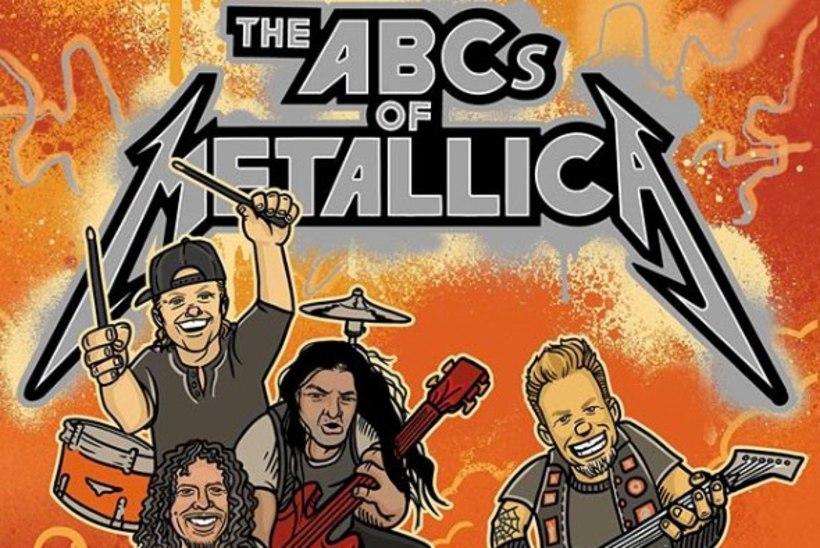 Kallid mudilased, Metallica annab välja lasteraamatu!