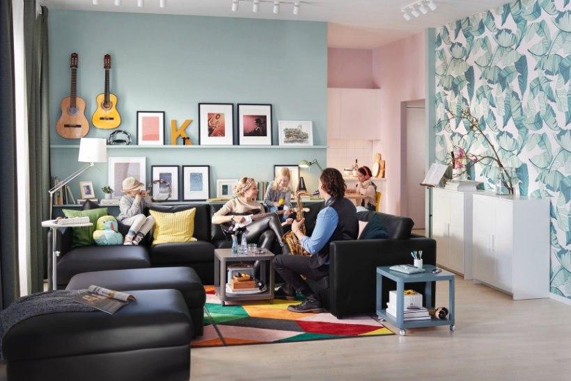 9 jätkusuutlikku tooli Ikealt!