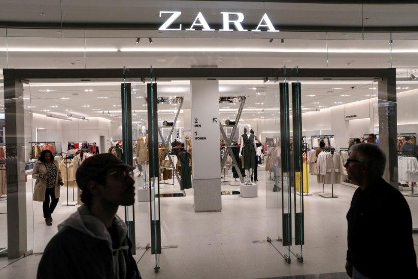 Zara rõivad valmivad peatselt 100% keskkonnasõbralikust kangast