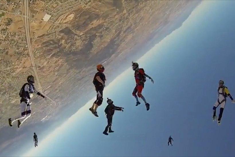 KURB: noorelt surnud langevarjusportlase viimane postitus rääkis elude päästmisest
