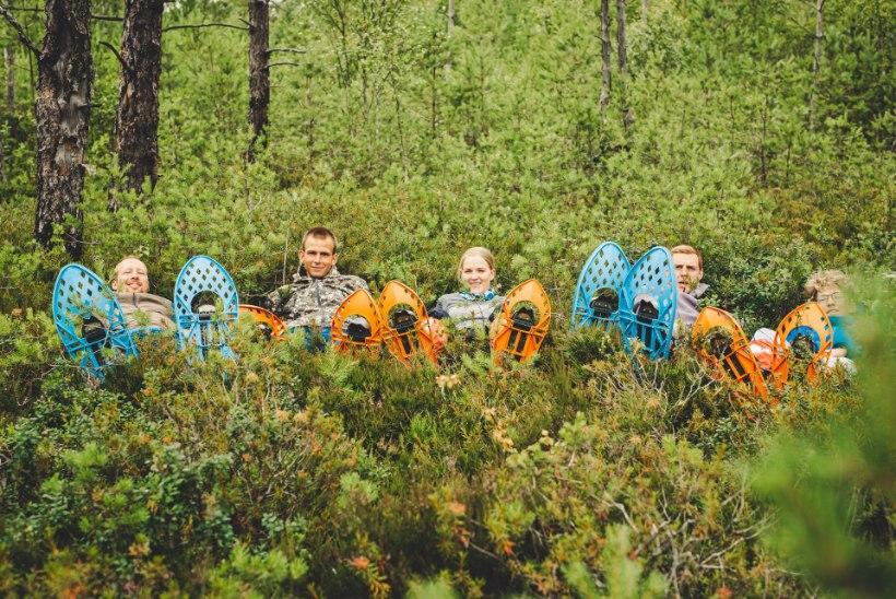 Seiklusfirma 360 KRAADI annab nõu: kas valida suviseks tegevuseks räätsamatk, Fatbike või kanuusõit?