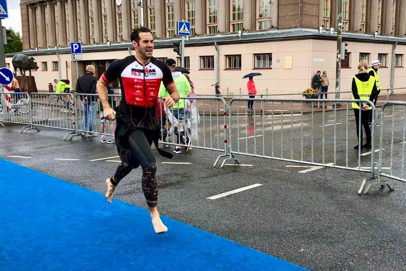TOHOH! M-Spordi rallitiimi boss säras Tartus toimunud triatlonil