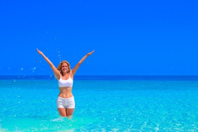 Reisifännid teavad: see on Kariibide kõige kaunim saar!