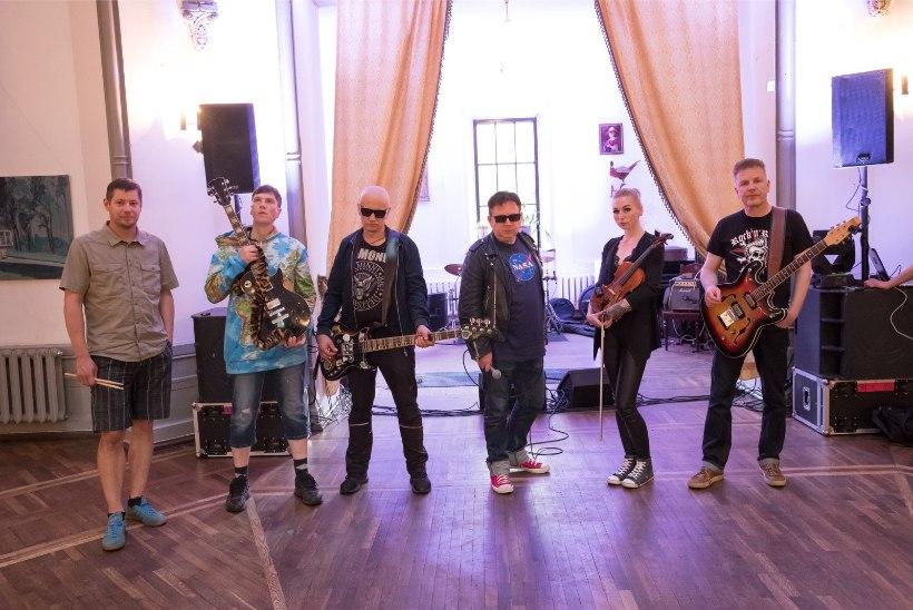 Vennaskonna laulja Tõnu Trubetsky: mõtlesime, et peaksime ise ka Metallicat enda repertuaari tooma