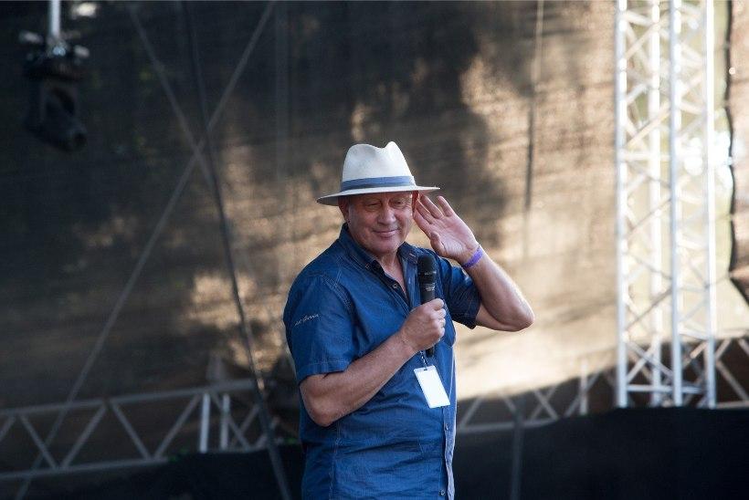 Haapsalu linnapea Urmas Sukles korraldab kontserte, et kohtuda lapsepõlve iidolitega
