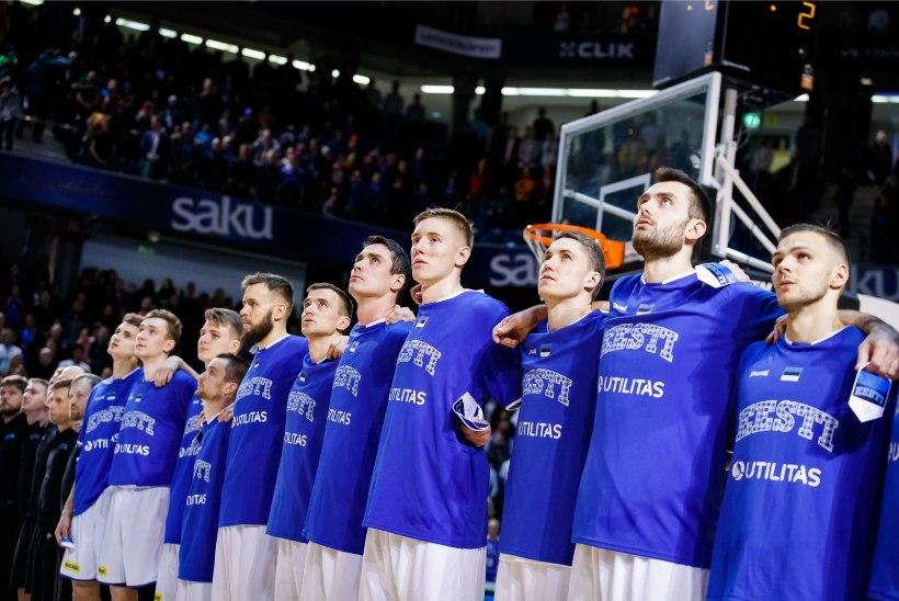Selgusid Eesti korvpallikoondise potentsiaalsed vastased EM-valiksarjas
