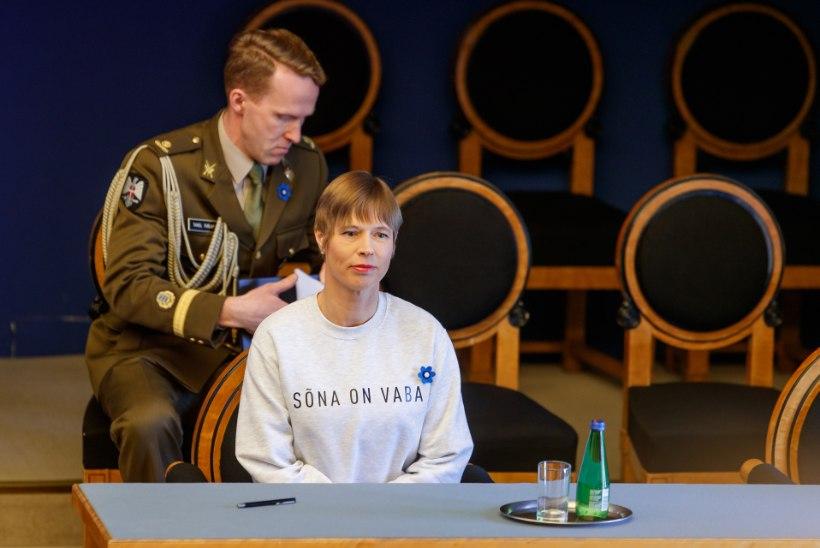 Mart Helme soovitab Kaljulaidil tagasi astuda, politoloog peab presidendi sõnavõttu trumpilikuks