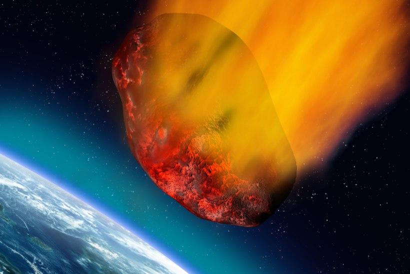 HÄIRE LÕPP: Maa kardetud kokkupõrge asteroidiga jääb ära