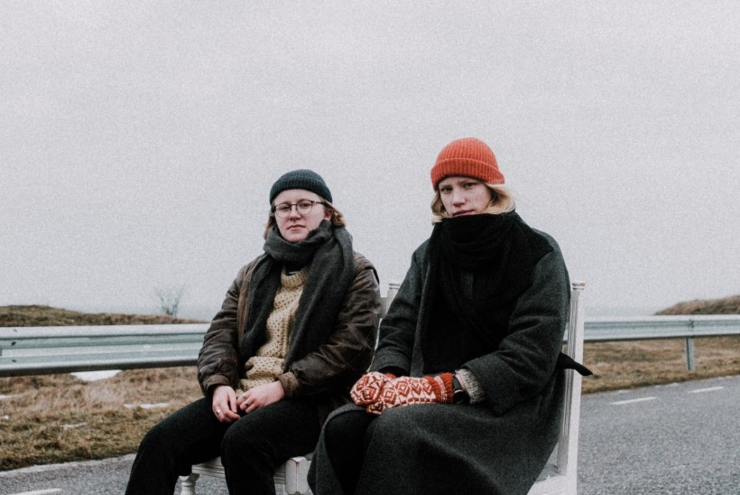 VINGE! Eesti bänd Duo Ruut tutvustab enda muusikat ülemaailmselt