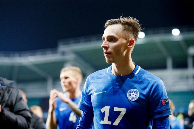 MEDALIJAHIL! Paide jalgpallimeeskond tõi Eesti koondislase koju tagasi