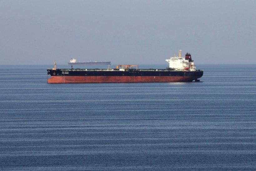 PINGED KASVAVAD! Iraan hõivas rahvusvahelistes vetes Briti lipu all sõitnud naftatankeri