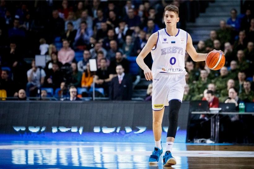 KLAAR! NBAst unistav Henri Drell hakkab mängima Itaalia kõrgliigas