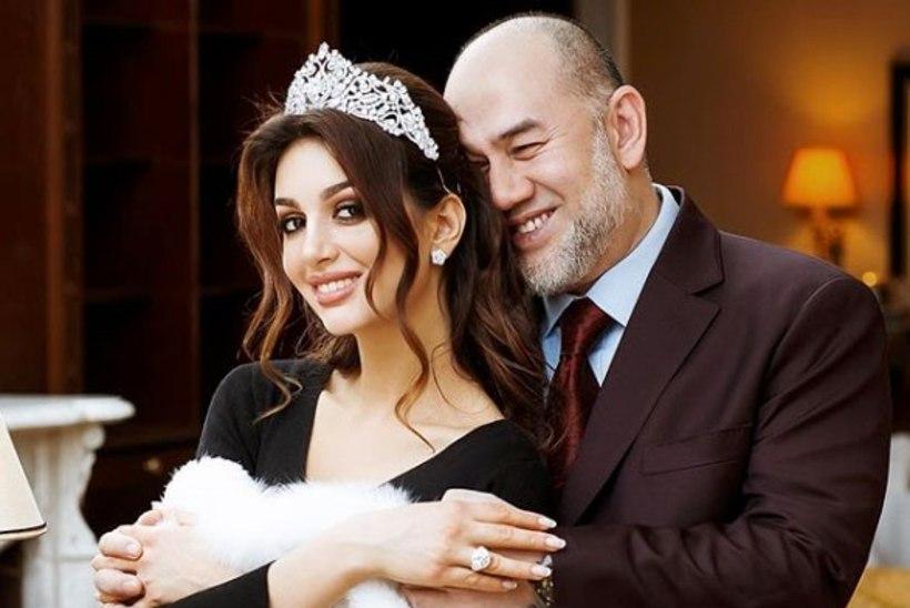 Malaisia kuningas ja Vene iluduskuninganna polegi lahus?!
