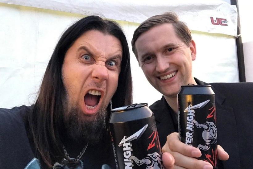 Brad Jurjens Metallica kontserdist: bändimehed hakkavad väheke vanaks jääma
