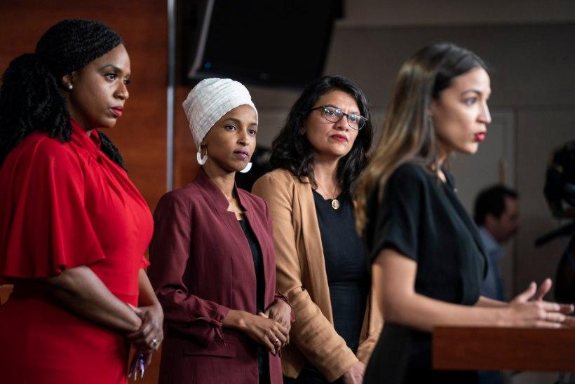 TRUMPI UUS SIHTMÄRK: neli naispoliitikut mingu koju tagasi, kui Ameerika ei meeldi!