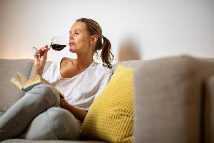 Ohhoo! Klaasike punast veini päevas võib aidata vormi parandada