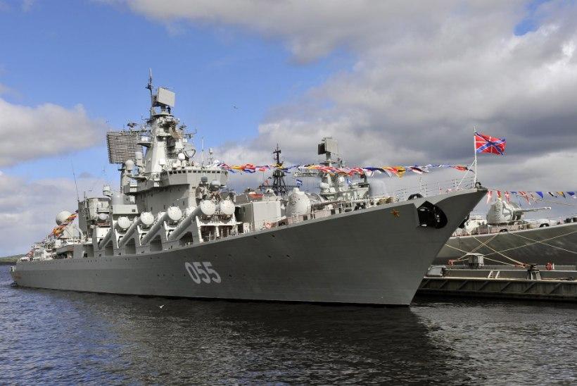 RIIGISALADUS: Kreml ei jaga 14 mereväelase hukkumise kohta infot