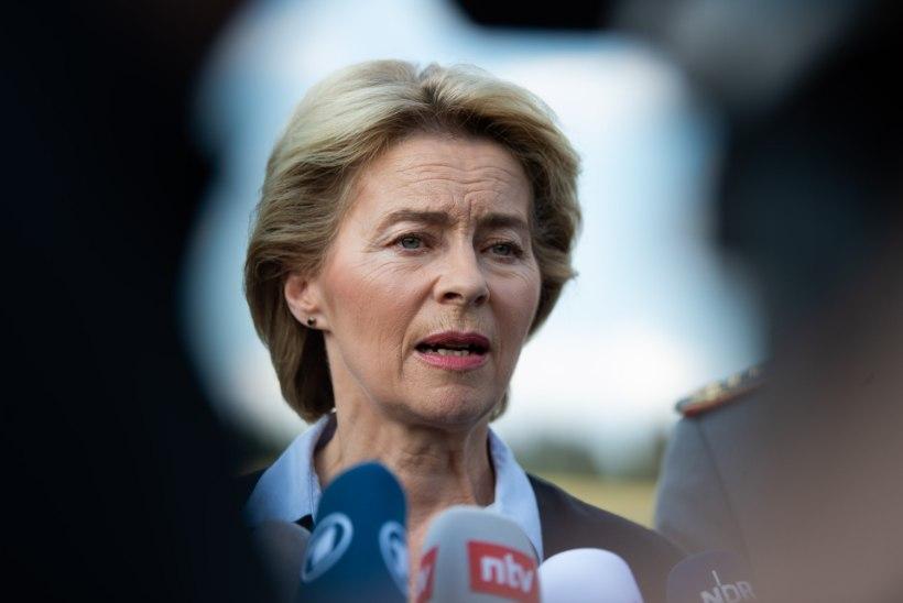 KOMPROMISS: Brüsselis nomineeriti Euroopa Komisjoni presidendi kandidaadiks Ursula von der Leyen