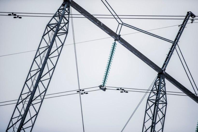 ÄRASPIDINE REKORD: Eesti Energia seiskas esimest korda täielikult põlevkivielektri tootmise